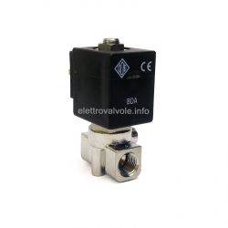 21A2K0T30-N Solenoid valve...