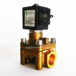 Elettrovalvola alta pressione 100 bar pollice normalmente chiusa 4966K0Q120
