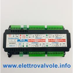 ZC04 Sistema electrónico de...
