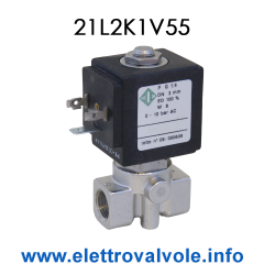 Solenoid valve 316...