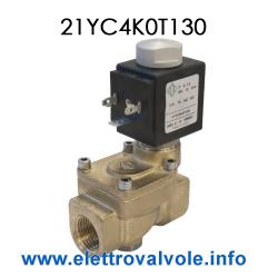 21YC4K0T130 Elektrozawór...
